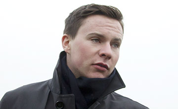 Joseph O'Brien: enjoyed the perfect start to his trainign career