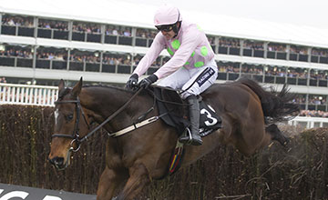Douvan and Ruby Walsh dive at last
