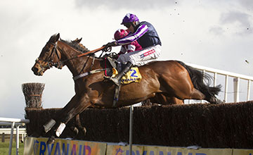 Kylemore Lough and Barry Geraghty win