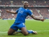 Wes Morgan equalised for Leicester at Old Trafford