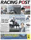 Racing Post front page 03 May 2016