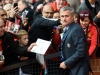 Jose Mourinho is back as the centre of attention