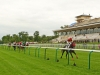 Japanese star A Shin Hikari runs away with the Prix d'Ispahan at Chantilly the biggest winning distance in a Group 1 in France since 1980