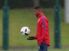 MANCHESTER ENGLAND MAY 25 Marcus Rashford of England looks on during the England training session at Manchester City Football Academy on May 25 2016 in Manchester England Photo by Alex LiveseyGetty Images