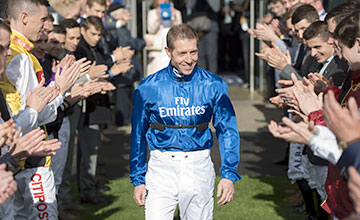 Jim Crowley, Champion Jockey