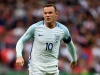 LONDON ENGLAND OCTOBER 08 Wayne Rooney of England in action during the FIFA 2018 World Cup Qualifier Group F match between England and Malta at Wembley Stadium on October 8 2016 in London England Photo by Laurence GriffithsGetty Images