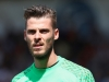 BOURNEMOUTH ENGLAND AUGUST 14 David De Gea of Manchester United during the Premier League match between AFC Bournemouth and Manchester United at the Vitality Stadium on August 14 2016 in Bournemouth England Photo by Michael SteeleGetty Images