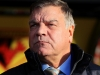 Palace boss Sam Allardyce