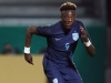 WIESBADEN GERMANY MARCH 24 Tammy Abraham of England controles the ball during the international friendly match between U21 Germany and U21 England at BRITAArena on March 24 2017 in Wiesbaden Germany Photo by Alex GrimmBongartsGetty Images