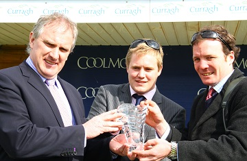 Barry Lynch: graduate of Godolphin Flying Start programme