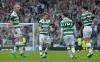 Celtic celebrates scoring a goal