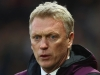 WATFORD ENGLAND NOVEMBER 19 David Moyes Manager of West Ham United looks on prior to the Premier League match between Watford and West Ham United at Vicarage Road on November 19 2017 in Watford England Photo by Clive RoseGetty Images