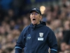 LIVERPOOL ENGLAND MARCH 11 Tony Pulis manager of West Bromwich Albion shouts during the Premier League match between Everton and West Bromwich Albion at Goodison Park on March 11 2017 in Liverpool England Photo by Mark RobinsonGetty Images