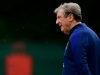 Roy Hodgson will hope to inspire the Palace players immediately