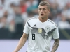 Germany midfielder Toni Kroos is ready for action