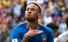Neymar notched for Brazil in their win over Costa Rica