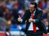 Unai Emery has been well backed to succeed Arsene Wenger