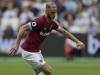 LONDON ENGLAND AUGUST 18 Marko Arnautovic of West Ham United during the Premier League match between West Ham United and AFC Bournemouth at London Stadium on August 18 2018 in London United Kingdom Photo by Henry BrowneGetty Images