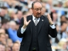 Newcastle manager Rafa Benitez has voiced his frustrations