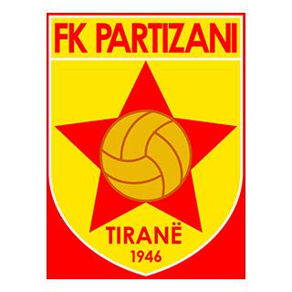 Go to Partizan Tirana Team page