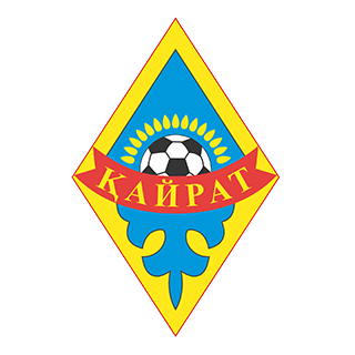 Go to Kairat Almaty Team page